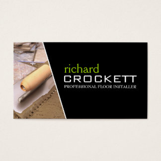 Flooring - Business Cards