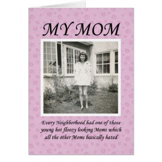 Floosy Mom Birthday Card