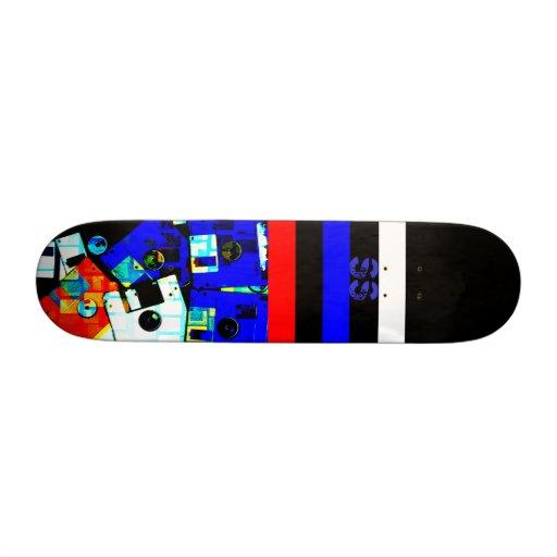 Floppies Skateboard