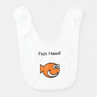 Flopping Fish Designs ™ Bib
