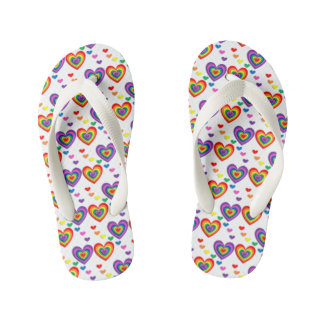 Flopping Fish Designs ™ Kid's Thongs