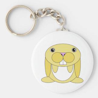 Floppy Bunny Keychains