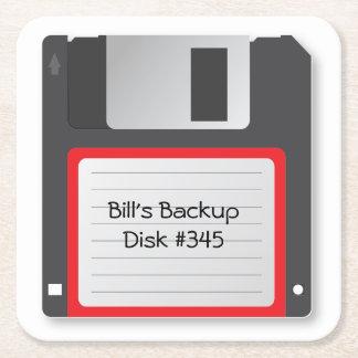 Floppy Computer Disk 1.4kb Old School Coasters