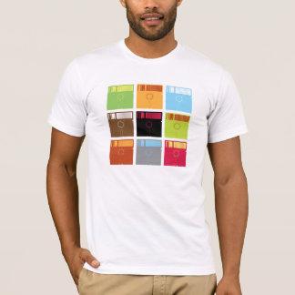 Floppy Disk Colors Shirt