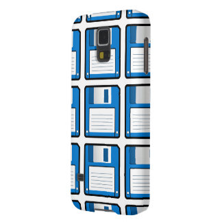 Floppy Disk Galaxy S5 Cover