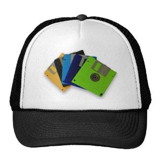 Floppy Disks Hats