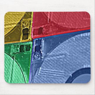Floppy Disks Mouse Mat