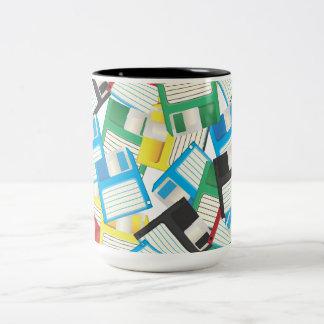 Floppy Disks Mug