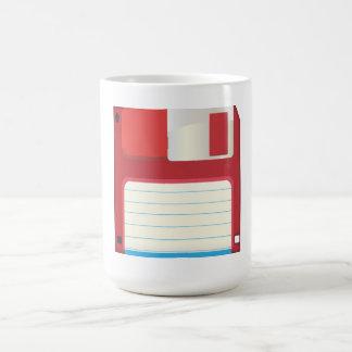 Floppy Disks Coffee Mugs
