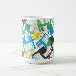 Floppy Disks Mugs