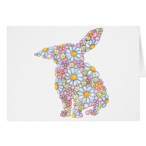 Floppy-Eared Bunny Cards