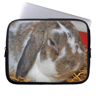 Floppy-eared Bunny Laptop Computer Sleeve