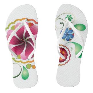 Flor-Al Flip Flops