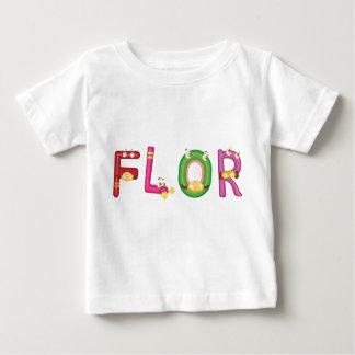 Flor Baby T-Shirt