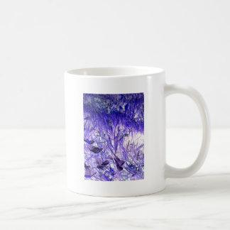 Flora and fauna coffee mug
