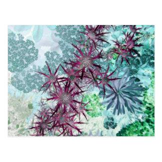 Flora and Fauna Postcard