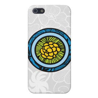Flora Deco iPhone 4 case