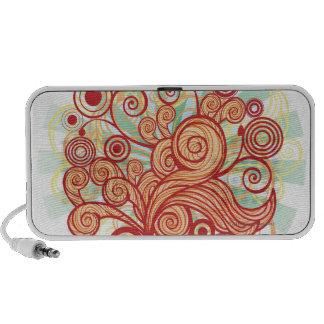 Flora Design iPod Speakers