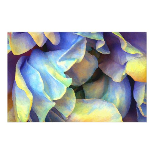 Flora in art_ stationery
