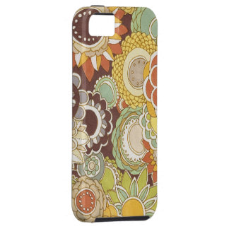Flora in Autumn iPhone 5 Cover