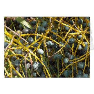 Flora in Figi Card