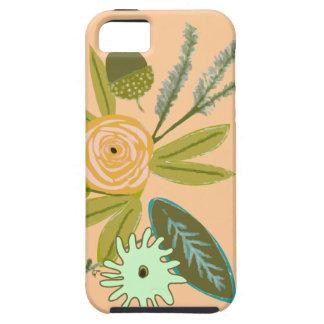 Flora iphone 5S Phone case