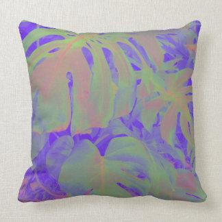 Flora of Hawaii Cushion