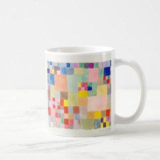 Flora ON sand and Paul Klee Coffee Mug