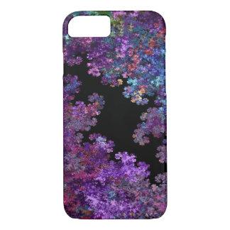Flora-Purple iPhone 8/7 Case