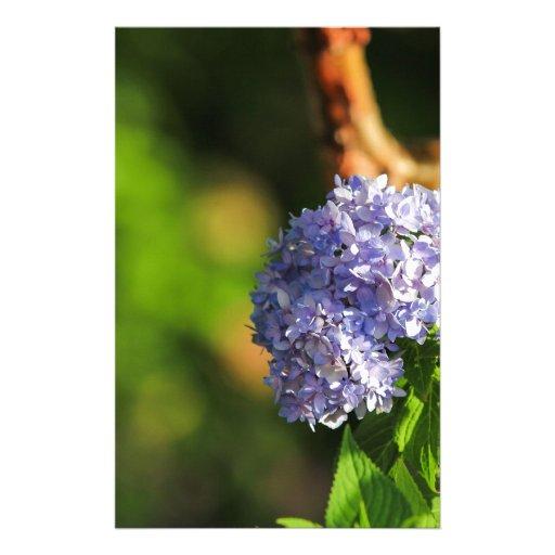 Flora Stationery Paper