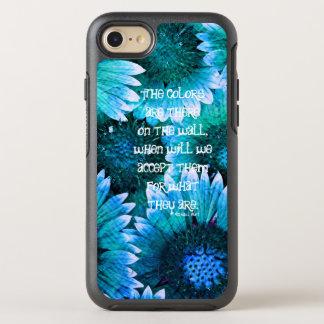 Floral #1 - OtterBox Apple iPhone 7 Symmetry Case