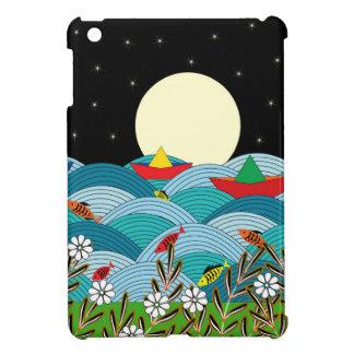 Floral 2 iPad mini cover
