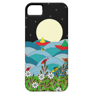 Floral 2 iPhone 5 case