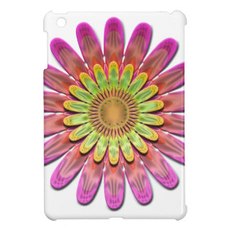 Floral abstract. cover for the iPad mini