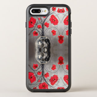 floral abstract phone case