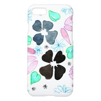 floral aloha iPhone 8/7 case