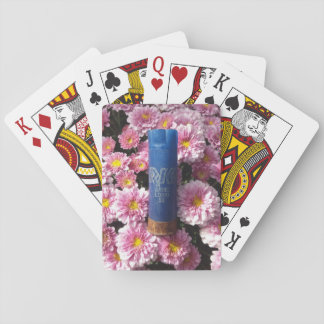 Floral Ammo Shell Playing Cards