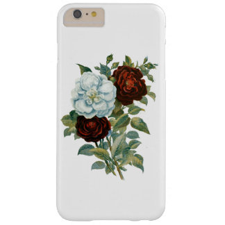 Floral and Elegant Vintage Bouquet Barely There iPhone 6 Plus Case