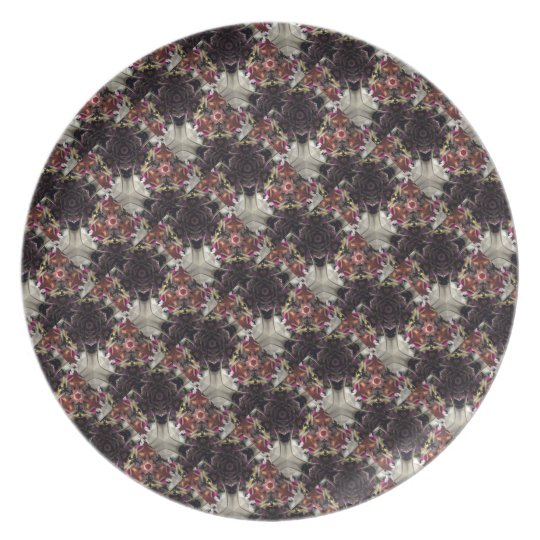 Floral Arrangement Collection plate