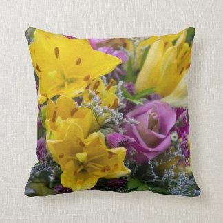 Floral Arrangement Cushion