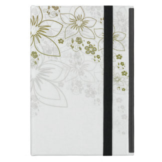 Floral Art Case For iPad Mini