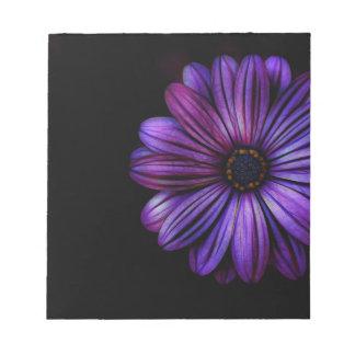 Floral, Art, Design, Beautiful, New, Fashion Notepad
