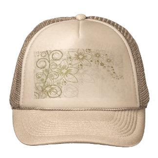 Floral Art Trucker Hat