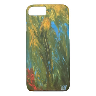 Floral Art iPhone7 Case