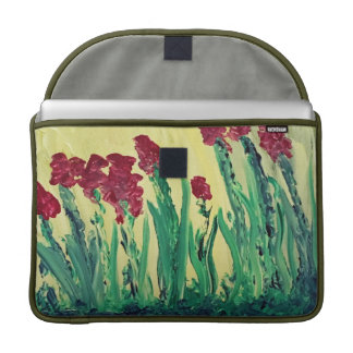 """Floral Art Mac Book Pro 15"""" Sleeve Sleeves For MacBook Pro"""