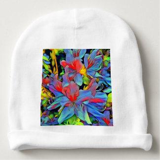 Floral ArtStudio wonderful flowers Baby Beanie