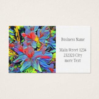 Floral ArtStudio wonderful flowers Business Card