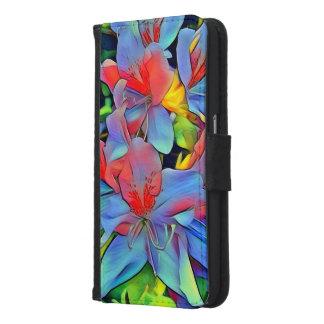 Floral ArtStudio wonderful flowers Samsung Galaxy S6 Wallet Case