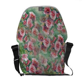 Floral Bag Messenger Bags