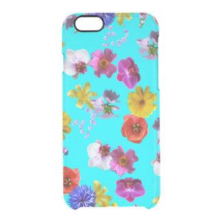Floral Blue Case